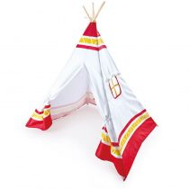 Teepee Tent – Red