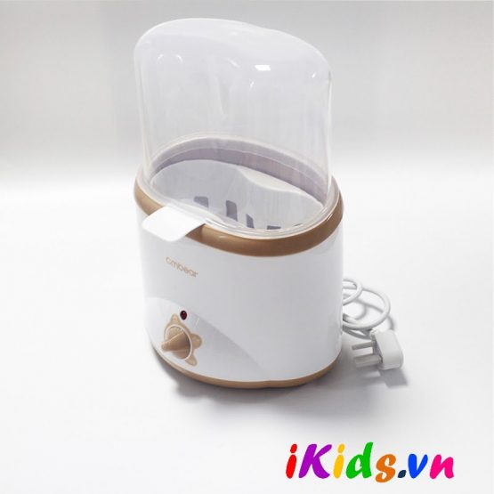Máy hâm sữa đôi Cmbear đa chức năng cao cấp