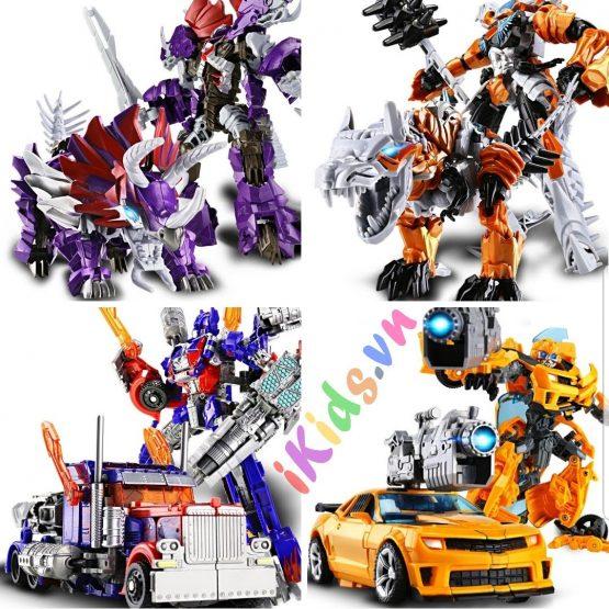 Bộ sưu tập Robot biến hình TRANSFORMER