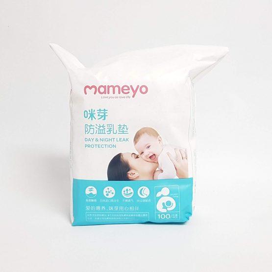 Miếng Lót Thấm Sữa Mameyo (gói 10 miếng dùng thử)