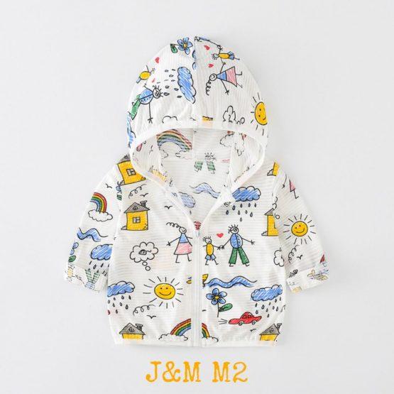Áo Chống Nắng Xuất Hàn Chống Tia UV hiệu J&M