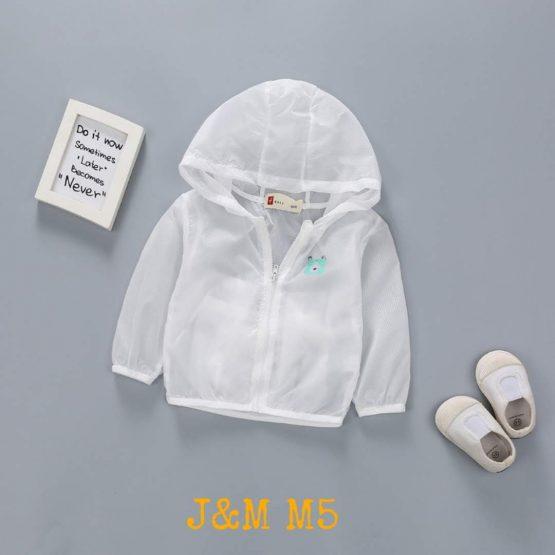 Áo Chống Nắng Xuất Hàn Chống Tia UV hiệu J&M Kids